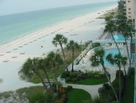 Gulf-Front Condo -- Water views from every room!