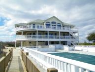 OCEANFRONT 14 Bedrooms... PRIME Weeks Now On Sale! We Rent 4x4's