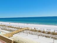 Spacious 3BR Gulf Front Condo Directly On Beach