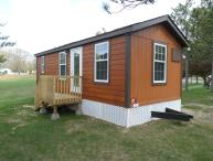 Cozy Family Cabin in Cape May KOA Campground