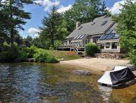 Winnipesaukee W/F with 4 BR, 3 BA & Sand Beach!