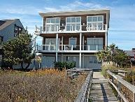 Hawks in the Heel- 5 Bedroom Oceanfront W/Elevator