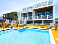 KURE'S PEARL- OCEANFRONT, 6 BR, POOL, HOT TUB, ELEVATOR
