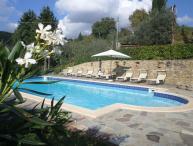 4 bedroom Villa in Cortona, Cortona and surroundings, Tuscany, Italy : ref 2307296