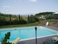 4 bedroom Villa in Lucignano, Tuscany, Italy : ref 2373550