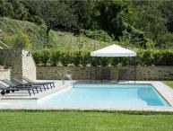 3 bedroom Villa in Cortona, Tuscany, CORTONA, Italy : ref 2372966