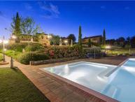 4 bedroom Apartment in Bucine, Tuscany, Italy : ref 2373832