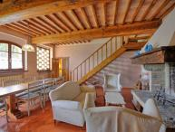 Tuscany Farmhouse Close to a Castle - Casa Berto