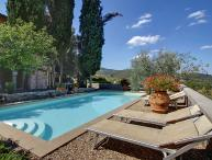 Lovely Tuscan Villa with Swimming Pool and Views - Villa Elettra