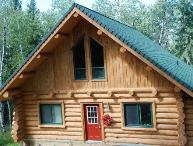 Deer Haven Lodge - Log Cabin