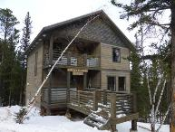Newly built 4 bedroom cabin with private hot tub