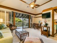 Free Mid-Size Car w/Kiahuna 436-Fantastic 1bd at beautiful Kiahuna Plantation.