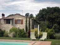 5 bedroom Independent house in Todi, Umbrian countryside, Umbria, Italy : ref 2307282