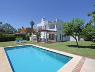 2 Villas 1line Golf heated Pool Puerto Banus 18 PE