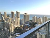 #3601 -1 BR  High floor-Ocean, Diamond Head   mtn views