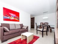 Spacious Three Bedroom Apartment in Las Condes