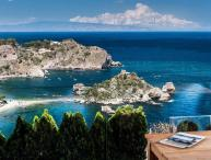 Two-Bedroom Apartment Close to Taormina with Gorgeous Sea Views - Casa Isola 2