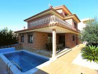 6 bedroom Villa in Salou, Costa Daurada, Spain : ref 2161447