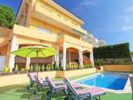 5 bedroom Villa in Lloret De Mar, Costa Brava, Spain : ref 2214181