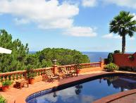 4 bedroom Villa in Lloret de Mar, Costa Brava, Spain : ref 2242381