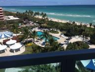 Beach front cond 2/2 direct beach view on 10 floor