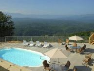 8 B/R, Private heated pool, Top of the Mtn.