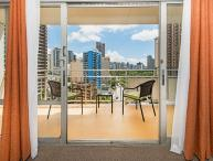 Ilikai Hotel Condo with City View and Full Kitchen