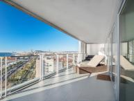 Large Barcelona Apartment in Diagonal Mar with Balcony and Sea Views  - Gustavo