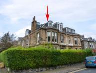 14/3 MENTONE TERRACE city apartment, all second floor in Edinburgh Ref 934984