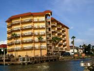 Galleon Bay condominium - bayfront with boat slips