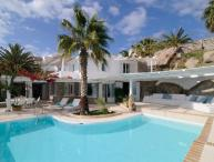 BlueVillas | Villa Charline |Unwind relaxation by the pool close to Mykonos Town