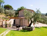 Small Charming Stone Villa near Cortona  - Villa Roland