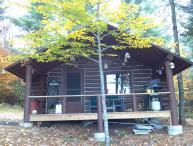 Off Grid Log Cabin on Remote Mountain | Panoramic Views | ATV/Hike from Cabin