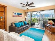 Royal Aloha 2 Bedroom with Parking and Mt. Views!!