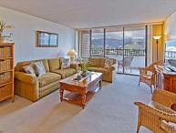 Royal Kuhio 2BRM Condo with Free Parking & Pool!