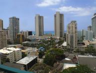 Waikiki Aloha Surf PH One Bedroom With Ocean View