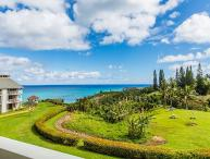 The Cliffs at Princeville #7302 Ocean Bluff, North Shore, Romantic Sunsets!