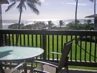 Kaha Lani Resort #214, Ocean View, Steps to Beach, Free Wifi & Parking