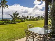 KL#121, Oceanfront, Steps to Beach, Sunrise Views from Private Lanai