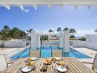 Three Bedroom Beach View Villa Rental