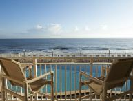 **Direct Oceanfront** A  View & 10 Steps to Beach!