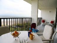 Oceanfront Penthouse Unit With Double Wide Balcony