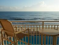 Direct Oceanfront, Large Balcony, Newly Renovated