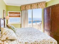 Spacious Oceanfront Corner condo sleeps 10!