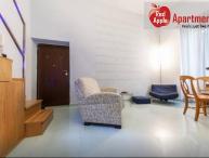 Bright Loft Apartment in Rome - 6823