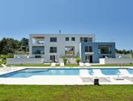 Greek VIllas Corfu - Dassia Beach Villa  an amazing beachfront villa with private pool and 5 bedroom