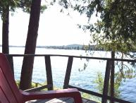 Lake Winnipesaukee waterfront (GIB11Wf)