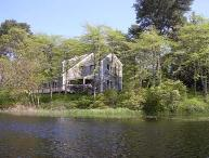 Scenic Pondfront Home with Central A/C