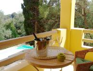 Corfu - Secret Garden a main house with 3 guest houses to sleep 10 persons