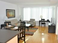ENGAGING 1 BEDROOM 1 BATHROOM FURNISHED APARTMENT
